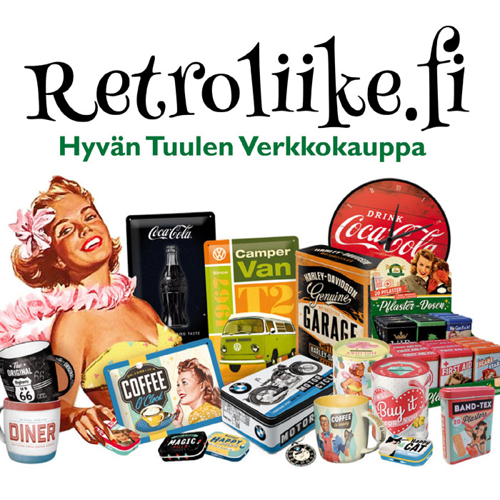 retroliike
