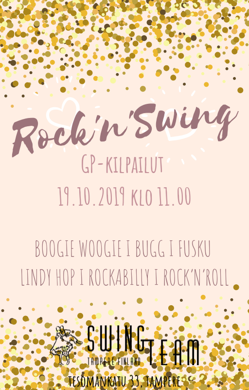 Rock'n'Swing GP 19.10.2019