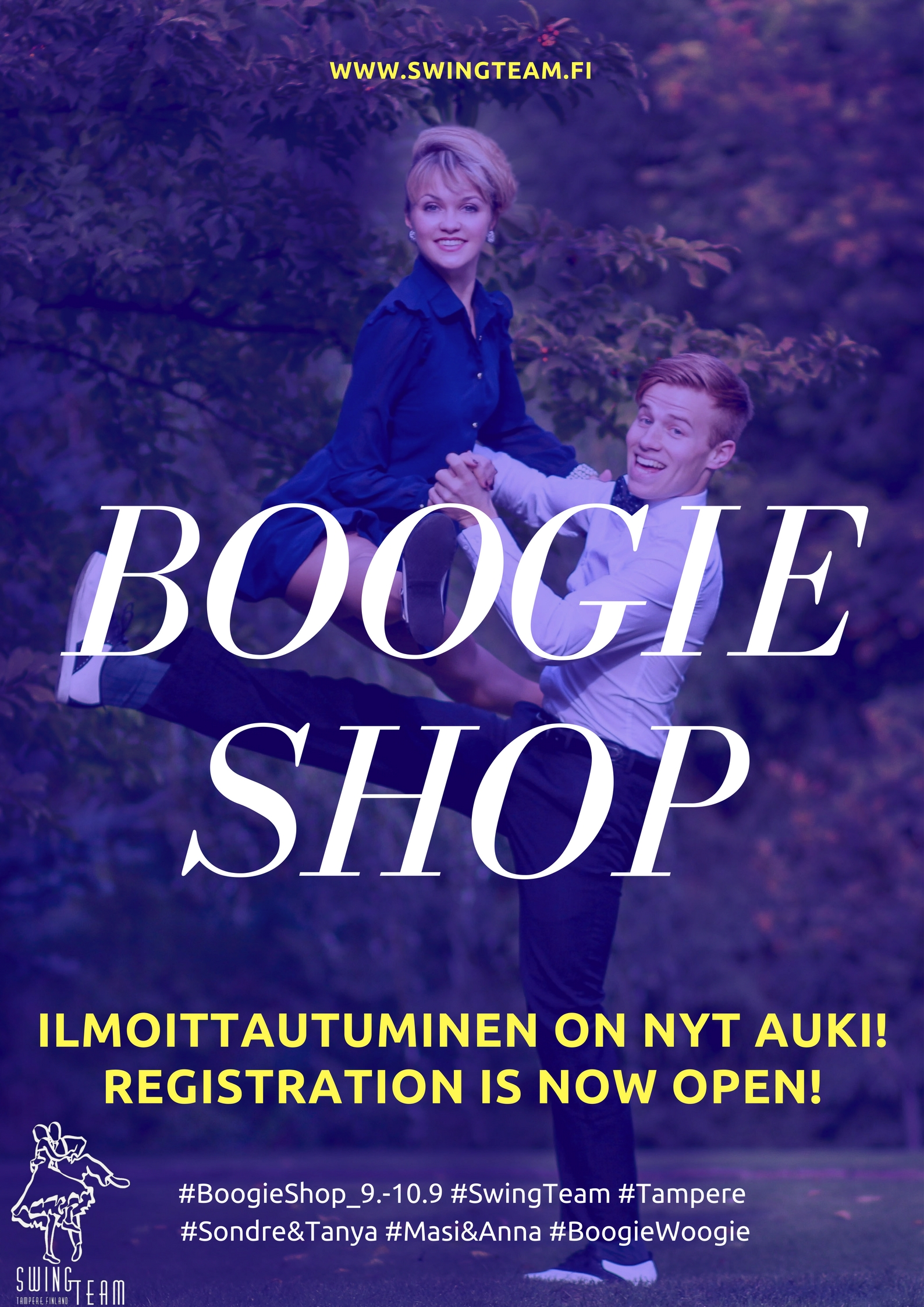 Boogie Shop 9.-10.9.2017