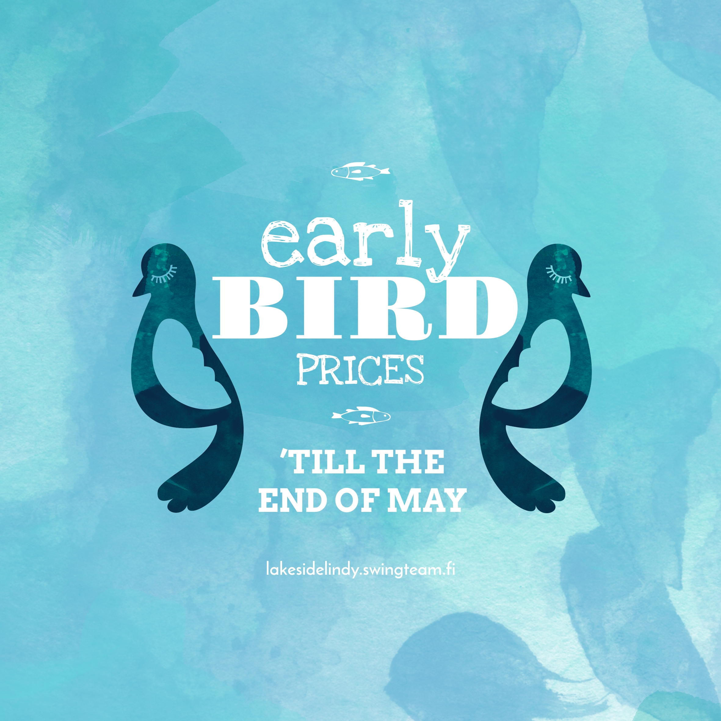 Early Bird Prices